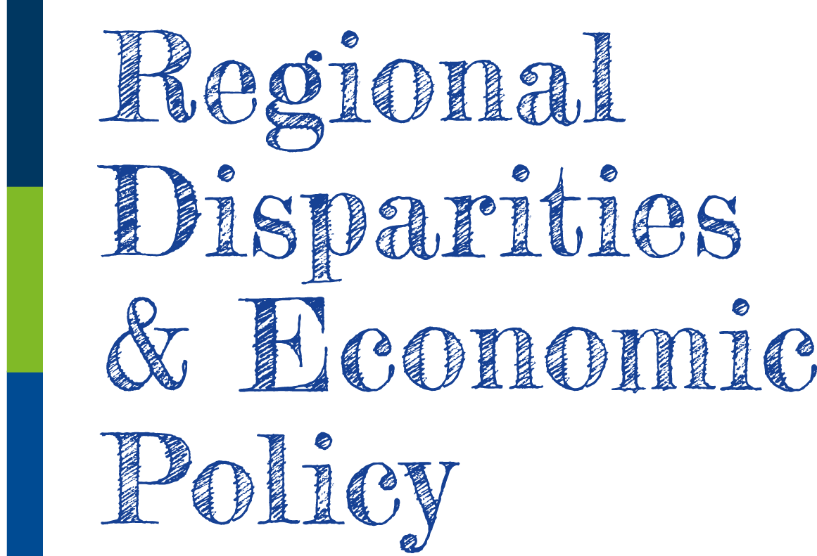 Regional Disparities and Economic Policy